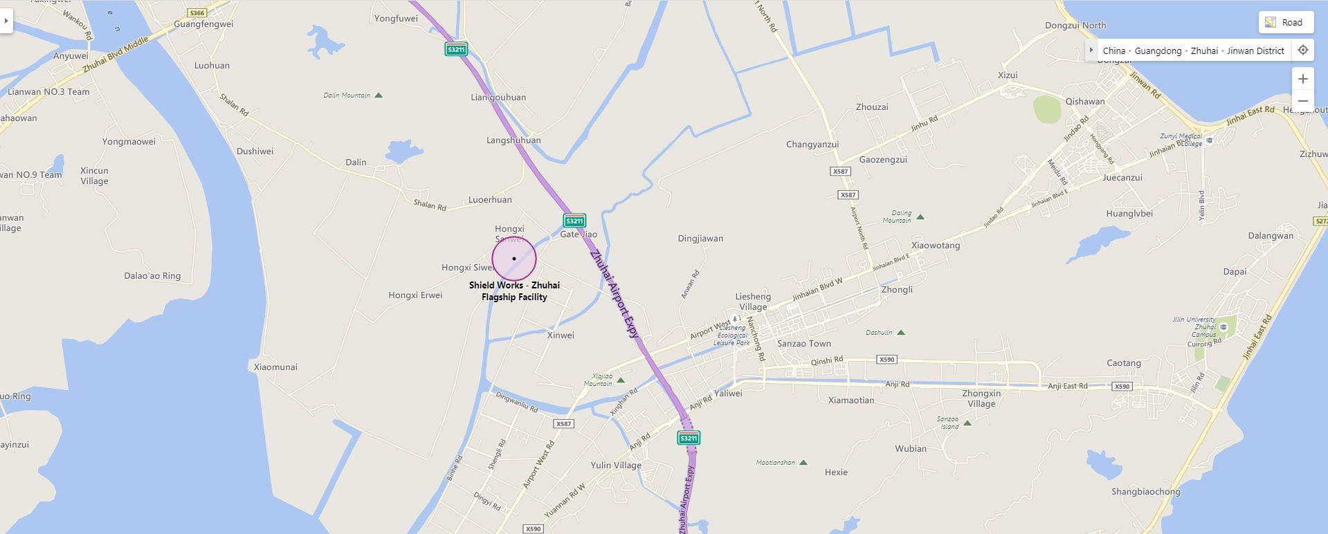 SW map 1